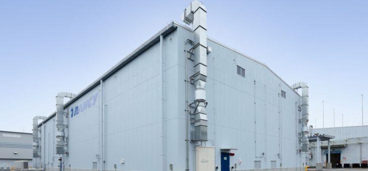 日本トランスシティ㈱河原田倉庫低温危険品倉庫新築工事